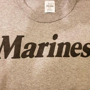 Vintage Marines tshirt